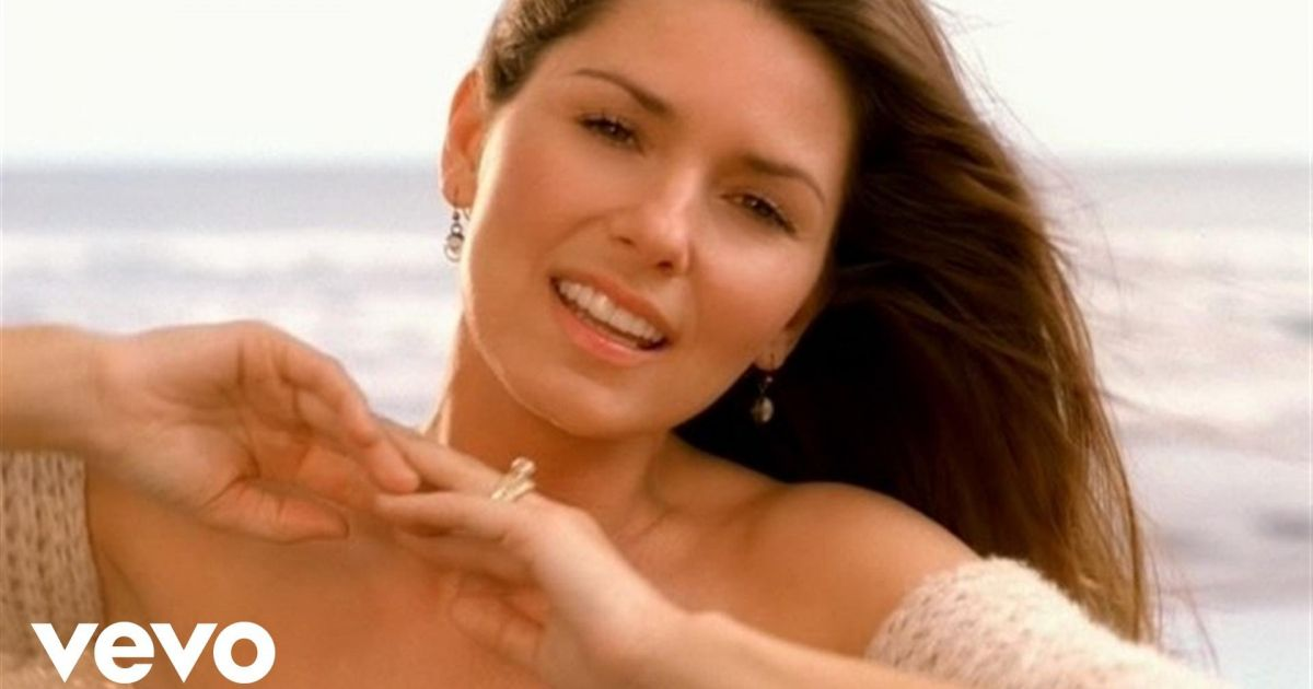 Shania Twain - Forever And For Always (Red Version)   Shania